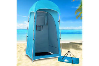 Camping Shower Tent Outdoor Portable Changing Room Toilet Ensuite