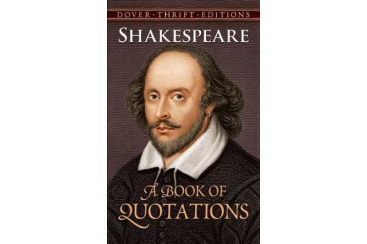Shakespeare - A Book of Quotations