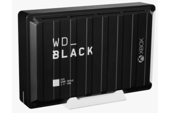 WESTERN DIGITAL WD BLACK D10 GAME DRIVE FOR XBOX 12TB BLACK MULTI-CITY ASIA
