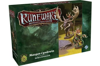 Runewars Miniatures Game Maegan Cyndewin