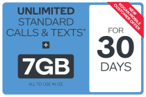 Kogan Mobile Prepaid Voucher Code: MEDIUM (30 Days | 7GB) - New Customers Only