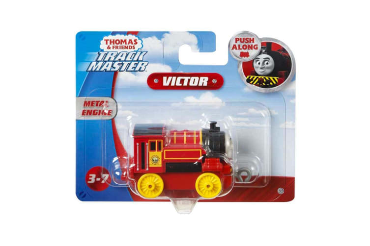 Thomas and Friends TrackMaster Small Engine Push Along Victor