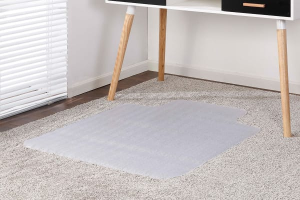 Ergolux Chair Mat for Carpeted Floors (120 x 90cm)