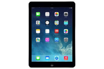 Used as demo Apple iPad AIR 1 16GB Wifi + Cellular Black (Local Warranty, 100% Genuine)