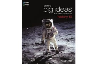 Oxford Big Ideas History 10 Australian Curriculum Student book + obook assess