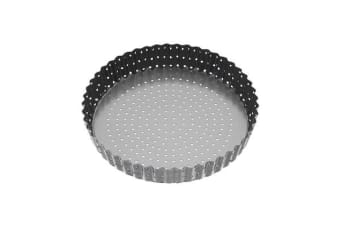 MasterCraft Crusty Bake Loose Base Round Flan/Quiche Pan 23cm