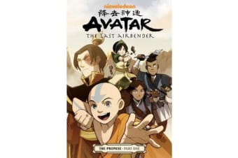 Avatar - The Last Airbender# The Promise Part 1