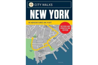 City Walks Deck: New York (Revised) - Revised and Updated 3rd Edition