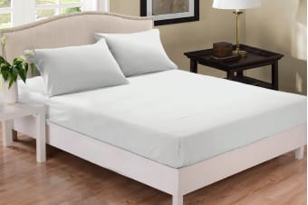 Park Avenue 1000 Thread Count Cotton Blend Combo Set (White)