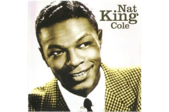 Nat King Cole  - Nat King Cole BRAND NEW SEALED MUSIC ALBUM CD - AU STOCK