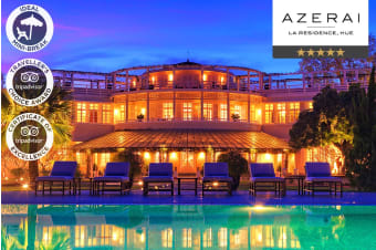 VIETNAM: 4 or 5 nights at AZERAI – La Residence, Hue for Two