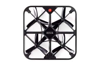 ROVA A10 Black Flying Selfie Drone FHD Video Camera for Smartphones