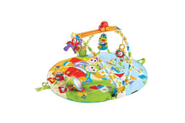 Yookidoo Gymotion Activity Play Land