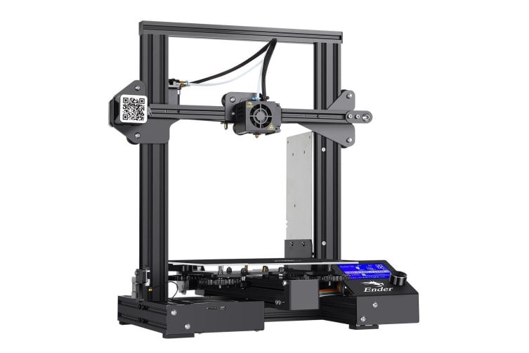 Creality Ender 3 Pro 3D Printer Magnetic Hot Bed 220x220x250mm Resume Print 185mm/s