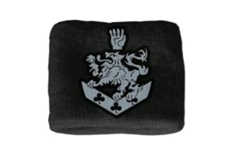 Twilight Wristband Terry Cloth (Crest)