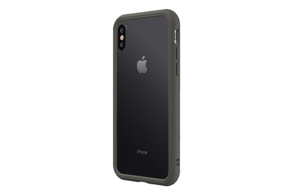 RhinoShield CrashGuard NX for iPhone XS Max - Graphite (RHI062)