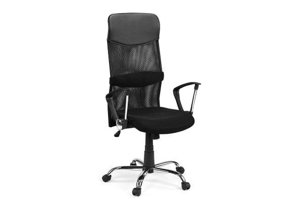 Ovela Designer High Back Mesh Office Chair