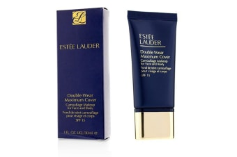 Estee Lauder Double Wear Maximum Cover Camouflage Make Up (Face & Body) SPF15 - #03 CreamyVanilla 30ml/1oz