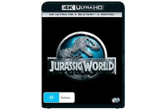 Jurassic World (4K UHD/Blu-ray/UV)