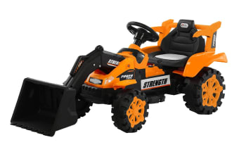 Kids Ride-On Toy Front Loader (6106)