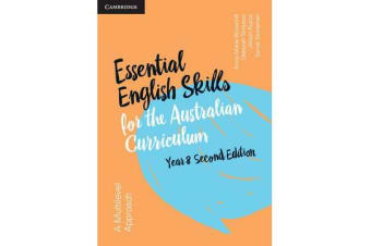 Essential English Skills for the Australian Curriculum Year 8 2nd Edition - A multi-level approach