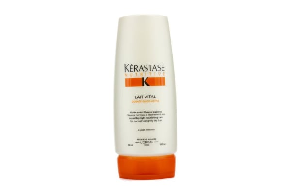 Kerastase Nutritive Lait Vital Incredibly Light Nourishing Care (For Normal to Slightly Dry Hair) (200ml/6.8oz)