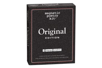 The Original Magnetic Poetry Kits - The Original