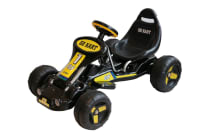 Kids Electric Go Kart - Black