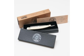 Capt Fawcett's Disposable Blade Straight Razor