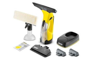 Karcher WV 5 Premium Non-Stop Window Vacuum Cleaner Kit (1.633-448.0)
