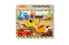Melissa and Doug Chunky Puzzle - Construction