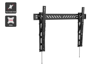 "Kogan Slim Tilt Adjustable Wall Mount for 32"" - 65"" TVs"