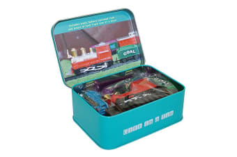 Train Set In A Tin by Apples to Pears | collectable trains