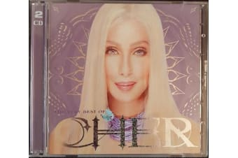 Cher – The Very Best Of Cher BRAND NEW SEALED MUSIC ALBUM CD - AU STOCK