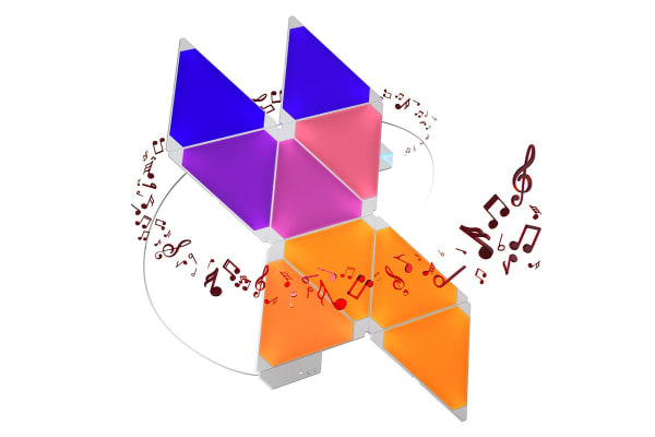 Nanoleaf Rhythm Module (addition to the Standard Smarter Kit)