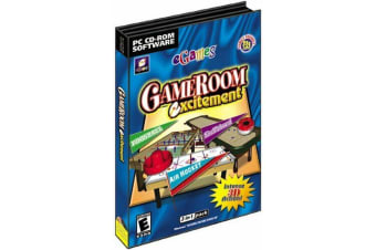 Games Room PC GAME BRAND NEW SEALED