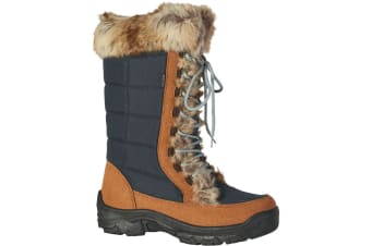 Rojo Women's Snow Snow Fox Boots Size 10/41