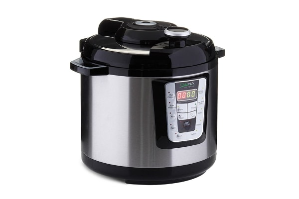 New Wave NWKA 5-in-1 Multicooker v2 with BONUS Stainless Steel Pot