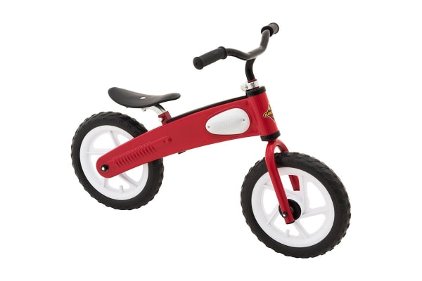 Eurotrike Glide and Balance Bike - Red