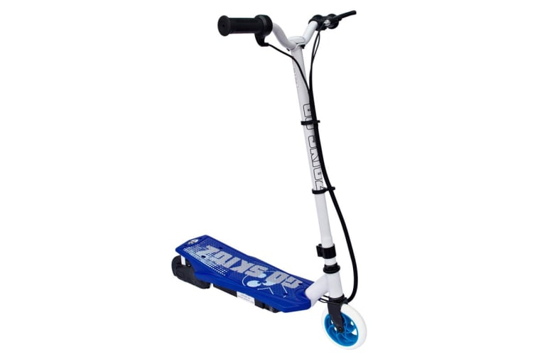 Go Skitz 1.0 Electric Scooter (White/Blue)