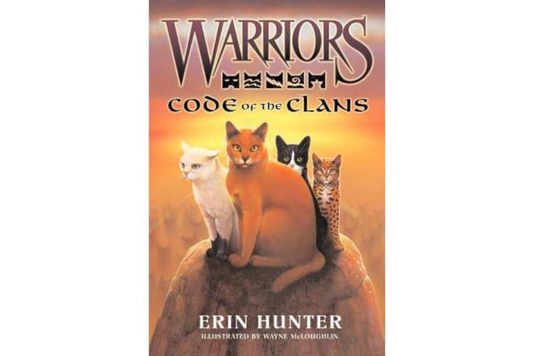 Warriors Guide - Code of the Clans [Companion Book]