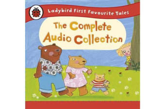 Ladybird First Favourite Tales - The Complete Audio Collection