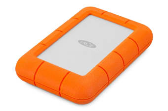 LaCie Rugged Mini Drop Resistant 2TB Hard Drive