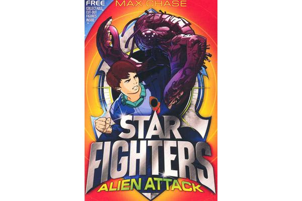 STAR FIGHTERS 1 - Alien Attack