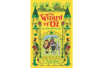 Wizard of Oz (Barnes & Noble Collectible Classics: Omnibus Edition) - The First Five Novels