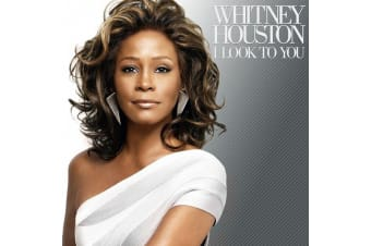 Whitney Houston – I Look To You PRE-OWNED CD: DISC EXCELLENT