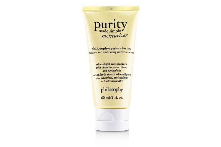 Philosophy Purity Made Simple Ultra-Light Moisturizer 60ml
