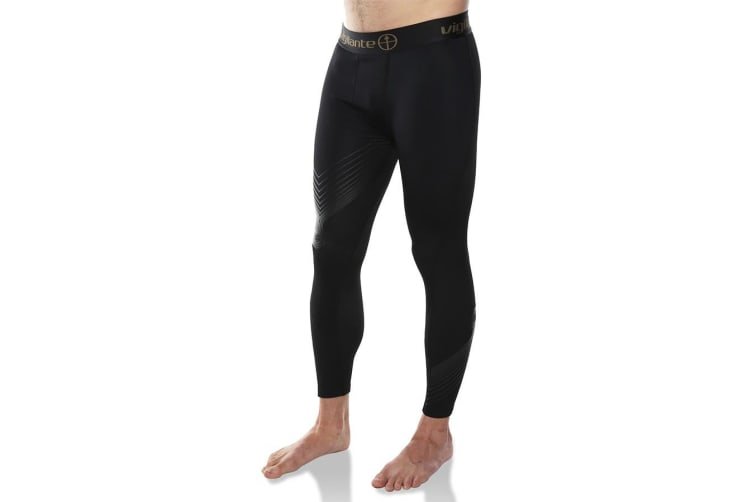 Vigilante Nucleus Leggings Black - 40