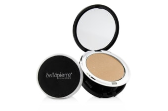 Bellapierre Cosmetics Compact Mineral Face & Body Bronzer - # Peony 10g/0.35oz