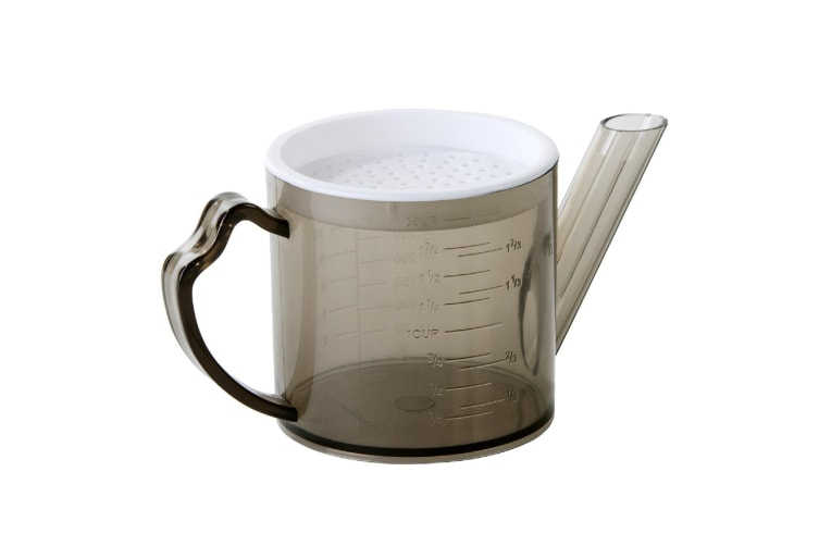 Cuisena 2 Cup Gravy Separator With Lid